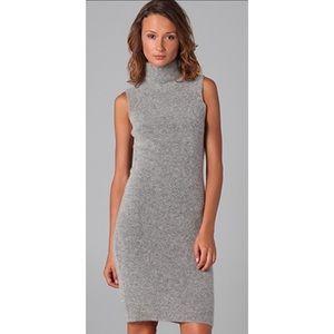 White House Black market Body-con Turtleneck Dress